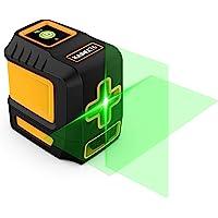 Zelfnivellerend laserniveau, Groene kruislaser 30m, Kaiweets roterend laserniveau met magnetische voet, Horizontale en…