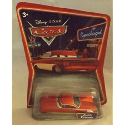 Disney Pixar Cars Supercharged Cruisin' Ramone: Toys & Games
