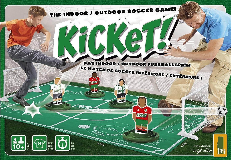 KiCKeT!! - El Juego como una combinación de fútbol Real, ajedrez ...