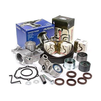 00-05 Subaru Turbo 2.5 SOHC 16V EJ251 EJ253 Timing Belt Kit AISIN Water Pump