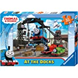 Ravensburger Thomas & Friends at The Docks Puzzle, 35-Piece