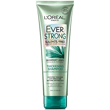 l oreal everstrong sulfate free shampoo review