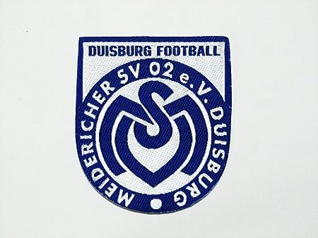 Duisberg German Soccer Team Logo Iron On Patch Great Gift For Men