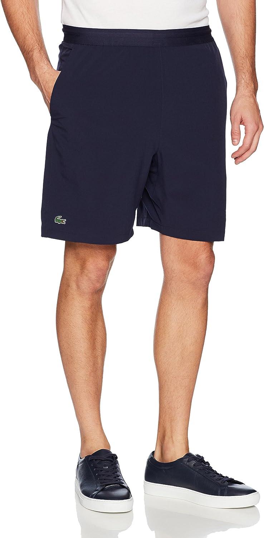 Lacoste Mens Tennis Stretch Taffeta Short