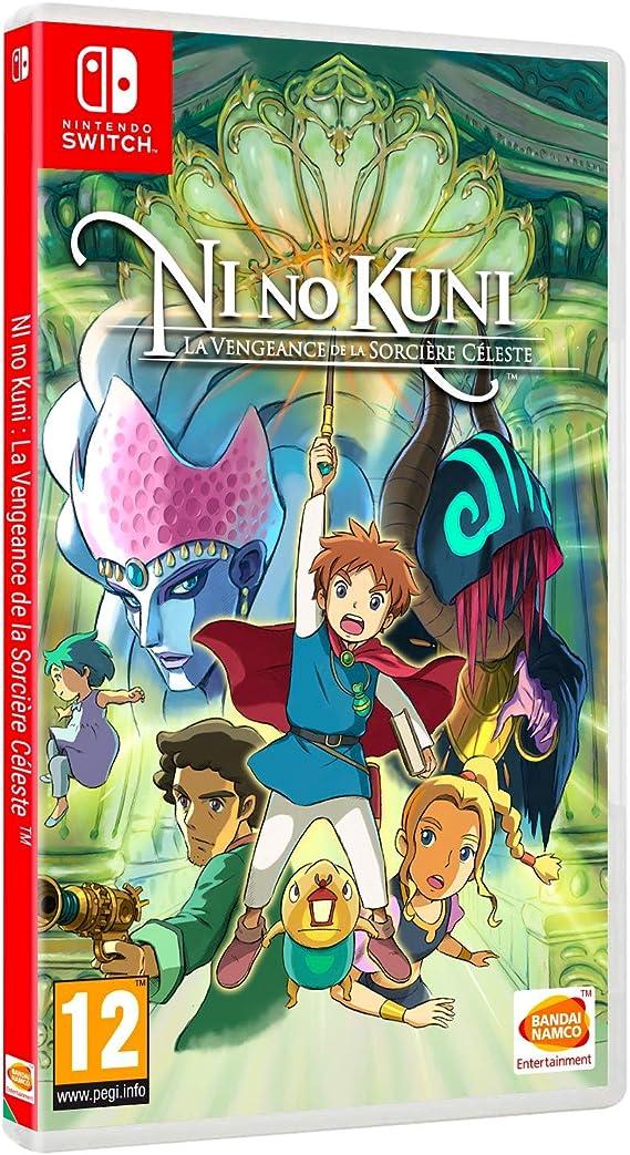 Ni no Kuni : La Vengeance de la Sorcière Céleste - Nintendo Switch ...