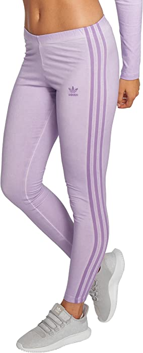 c92a182502fcc adidas Originals Women Pants/Legging/Tregging 3 Stripes Purple 30 ...