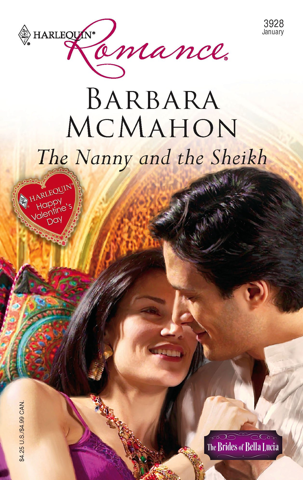 Download The Nanny And The Sheikh pdf