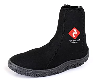 6c4f78e199 Two Bare Feet Neoprene Diving Surf Wetsuit Boots Aquaboots  Amazon ...