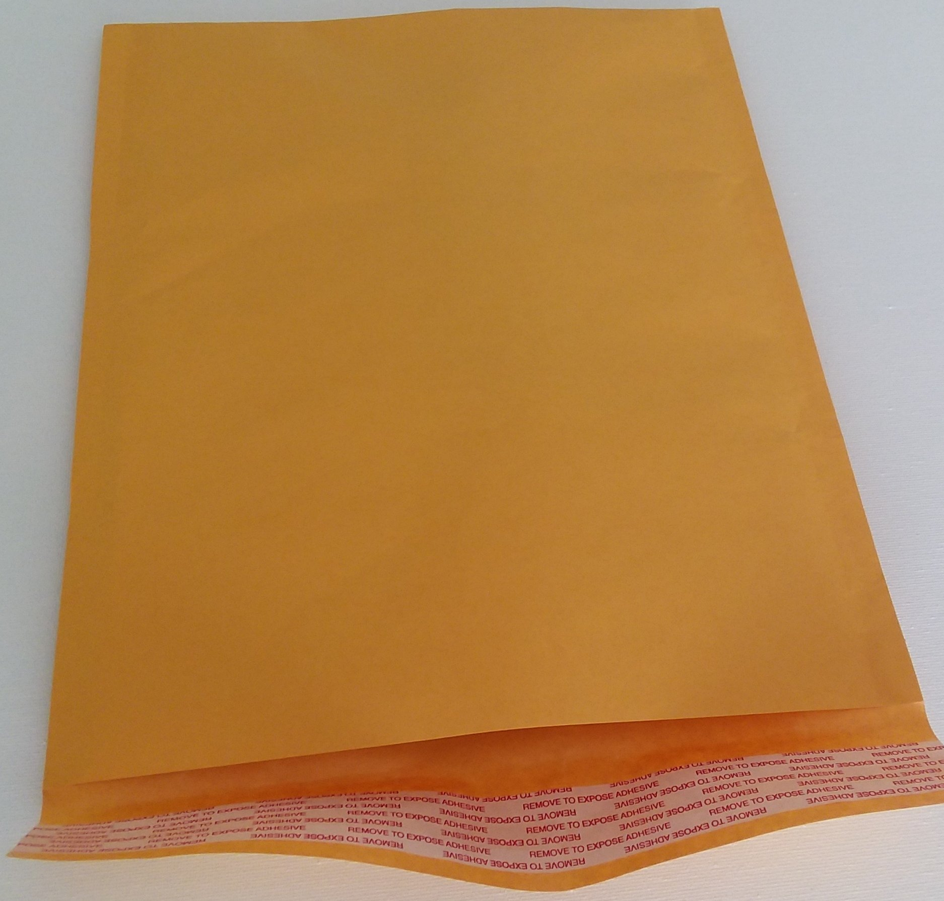 Kraft Bubble Mailers, No. 0 - Padded Shipping Envelopes by Sidemuse - 6x10 inches - Pack of 100 Pcs