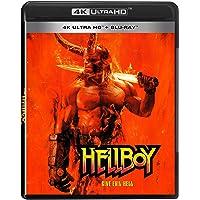 Hellboy [4K + Bluray] [Blu-ray] (Bilingual)