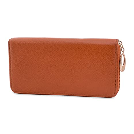 WalletAddict- Modelo New York | Billetera para Mujeres Cuero Genuino | Elegante Cartera de Moda