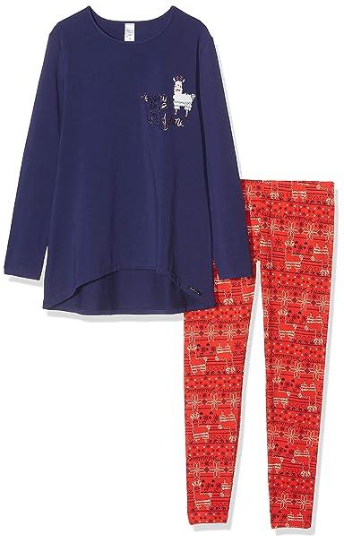 Schiesser M/ädchen Anzug Lang Conjuntos de Pijama para Ni/ñas