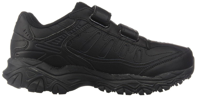 Skechers-Men-039-s-After-Burn-Memory-Fit-Strike-Off-Lace-Up-Sneaker thumbnail 15
