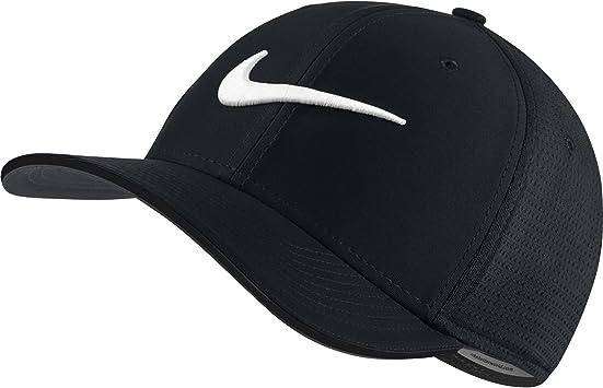 Nike Classic99 Mesh Gorra de Golf, Hombre, Negro (Black 010), L/XL ...