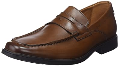 27361c7cc2f26d Clarks Tilden Way, Mocassins Homme, Marron (Tan Leather-), 39.5 EU