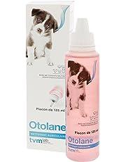 Otolane 135 ml Hygiène et nettoyage des oreilles des chiens, chats et Nac/Tvm