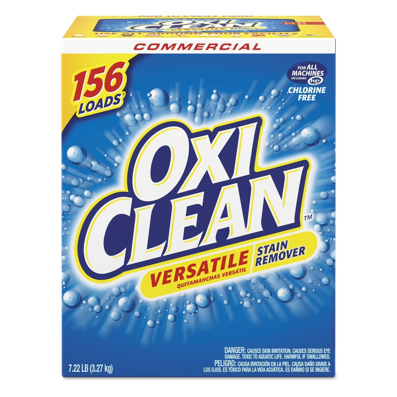 Arm & Hammer  57037-51791 OxiClean Versatile Stain Remover   7.22 lbs (Pack of 4) by Arm & Hammer