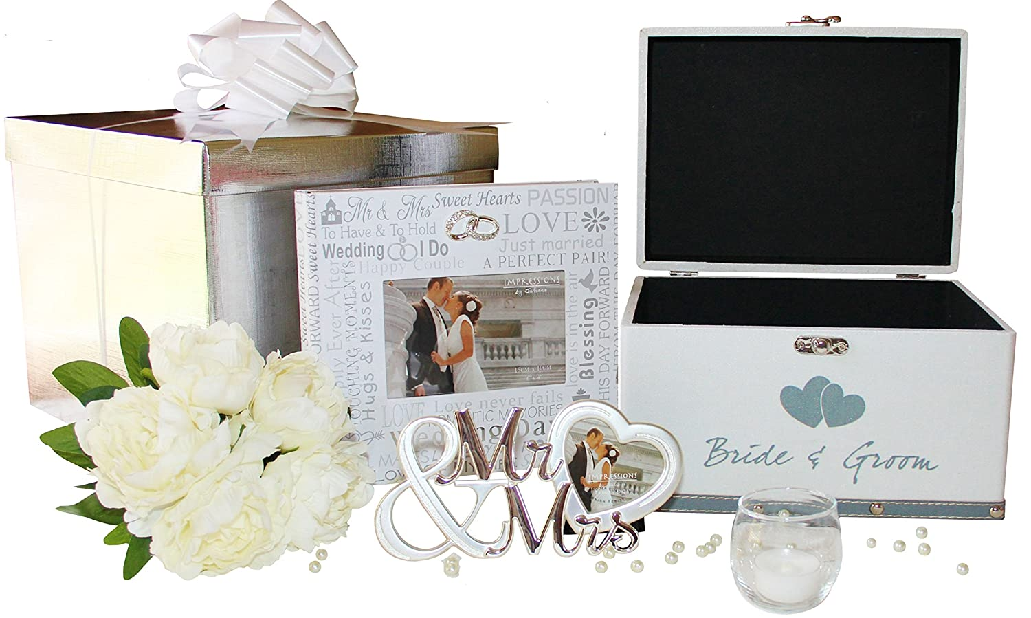 Occasions for All Precious Memories Wedding Gift Set