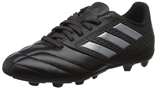 huge discount fdbc5 db2b1 adidas Ace 17.4 FxG, Botas de fútbol Unisex niños, Negro Core Utility  Black, 38 EU Amazon.es Zapatos y complementos
