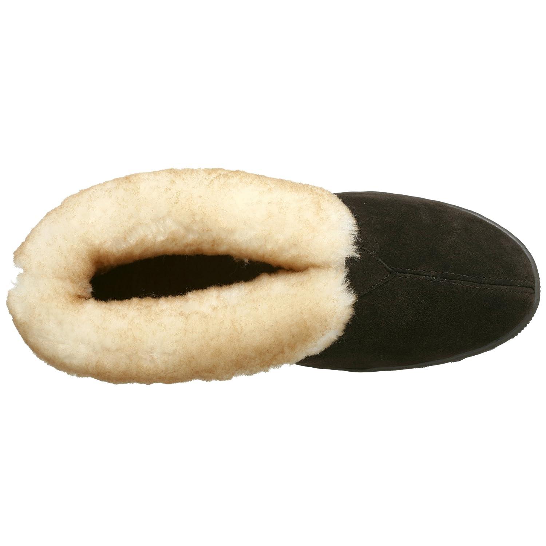 Tamarac by Slippers International Mens Highlander Shearling Slipper
