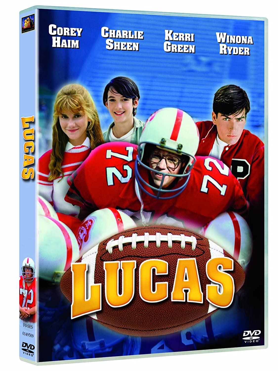 Lucas [DVD]: Amazon.es: Charlie Sheen, Corey Haim, Courtney ...
