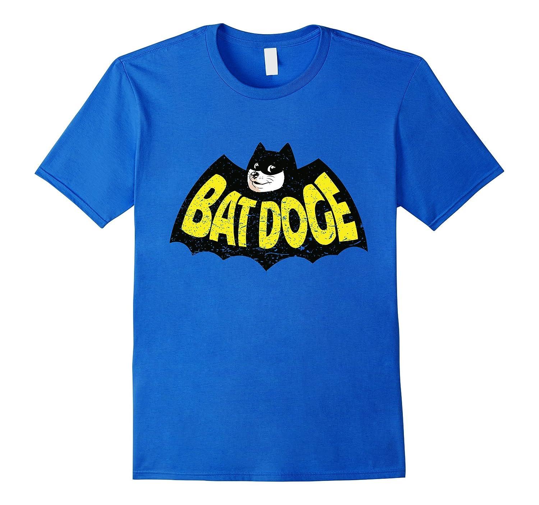 Bat Doge T-Shirt | Doge Dog Meme Shirt-Art