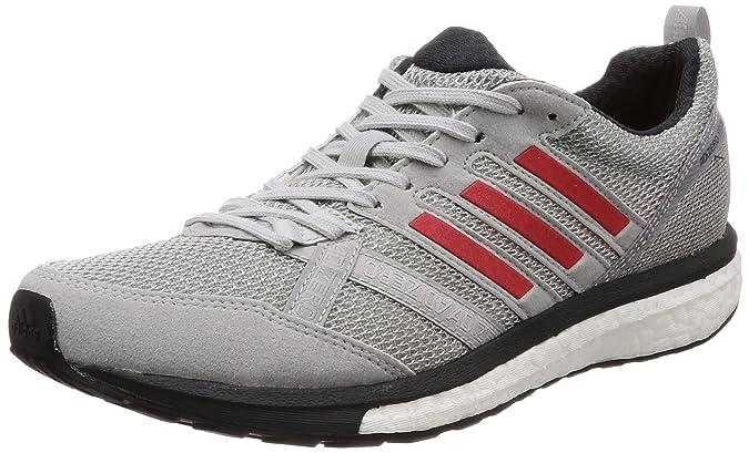 official photos 67be4 aa749 adidas Mens Adizero Tempo 9 M Running Shoes Amazon.co.uk Sho