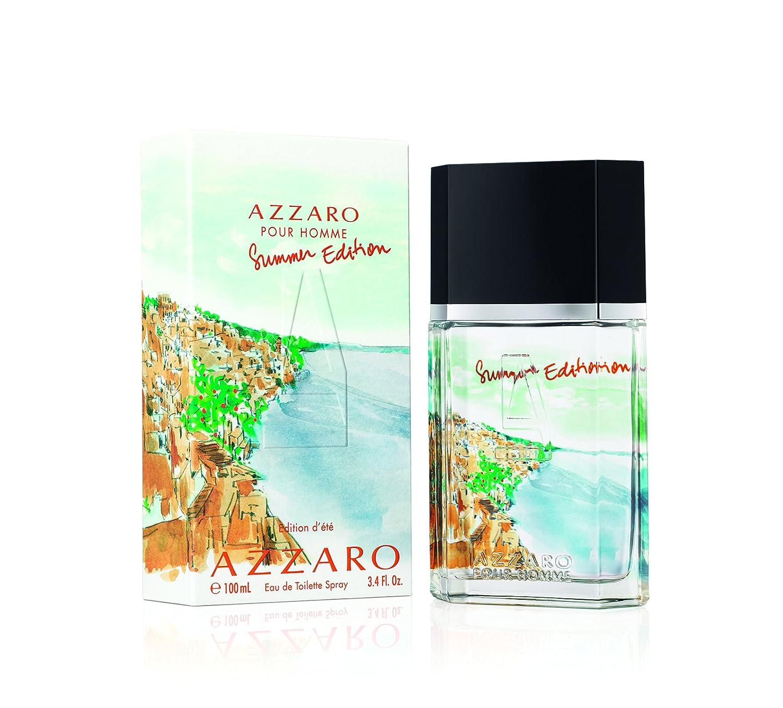 Azzaro Summer Edition Eau de Toilette Vaporizzatore, Uomo - 100 ml NLA125928