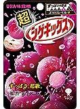 味覚糖   超シゲキックス 強烈グレープ  20G×10袋