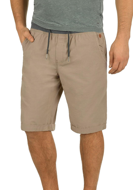 Blend Claude Chino Pantalón Corto Bermuda Pantalones De Tela para Hombre De 100% Algodón Regular-Fit