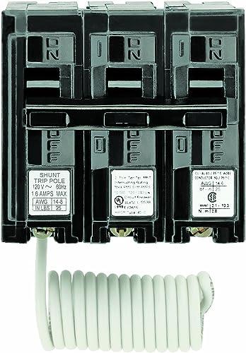 Siemens Q26000S01 120 240-Volt type MP-T 60-Amp Circuit Breaker with 120-Volt Shunt Trip Double pole