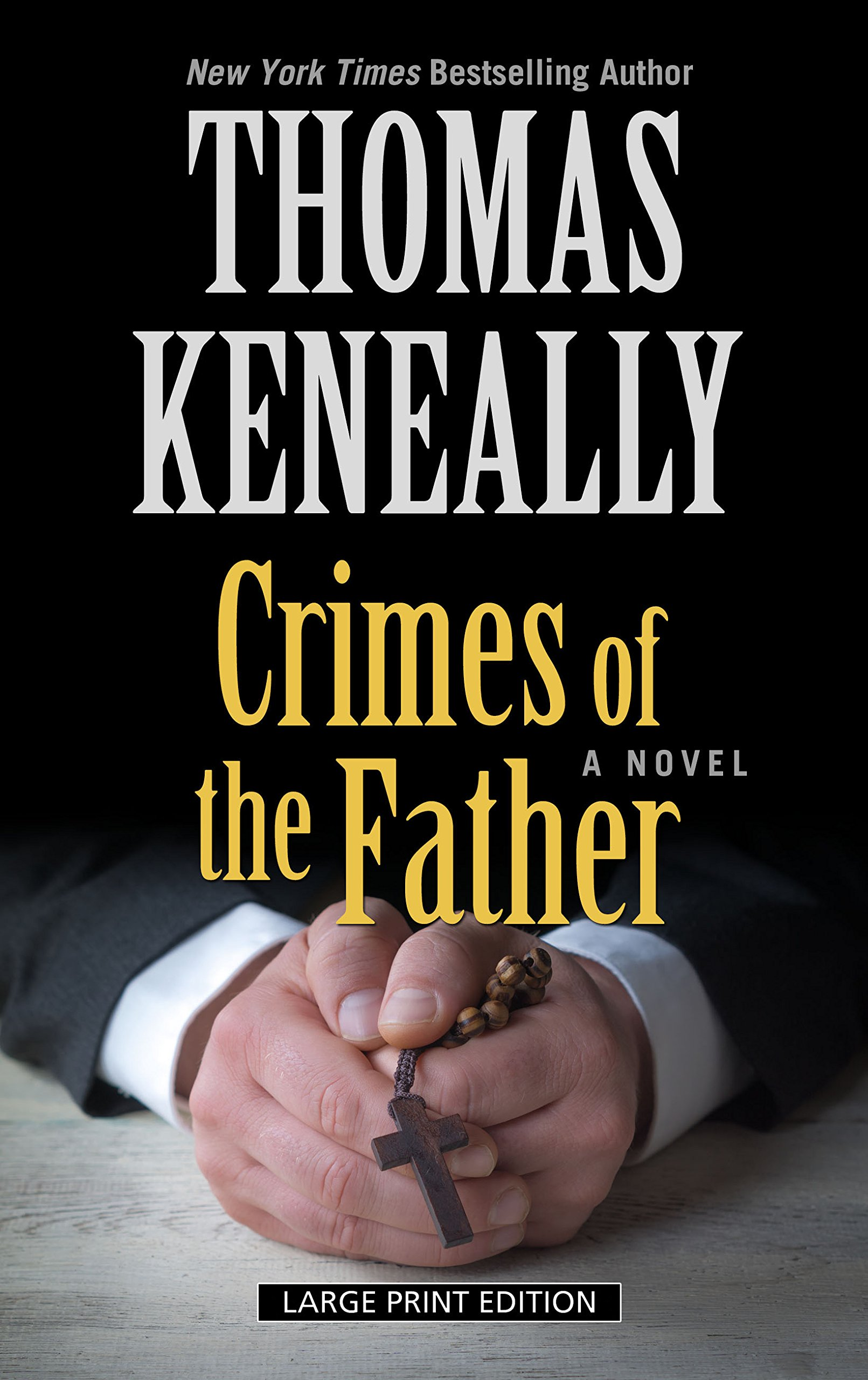 Crimes of the Father (Thorndike Press Large Print Basic) pdf epub