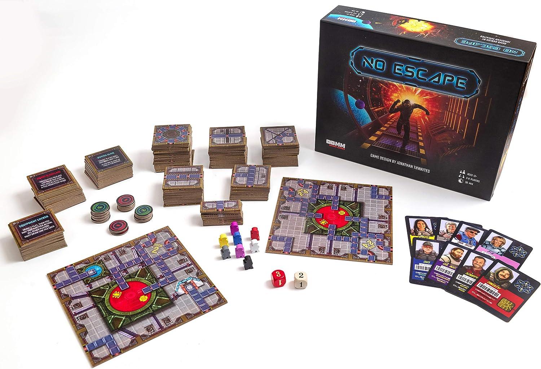 Oomm Games No Escape Juego: Amazon.es: Juguetes y juegos