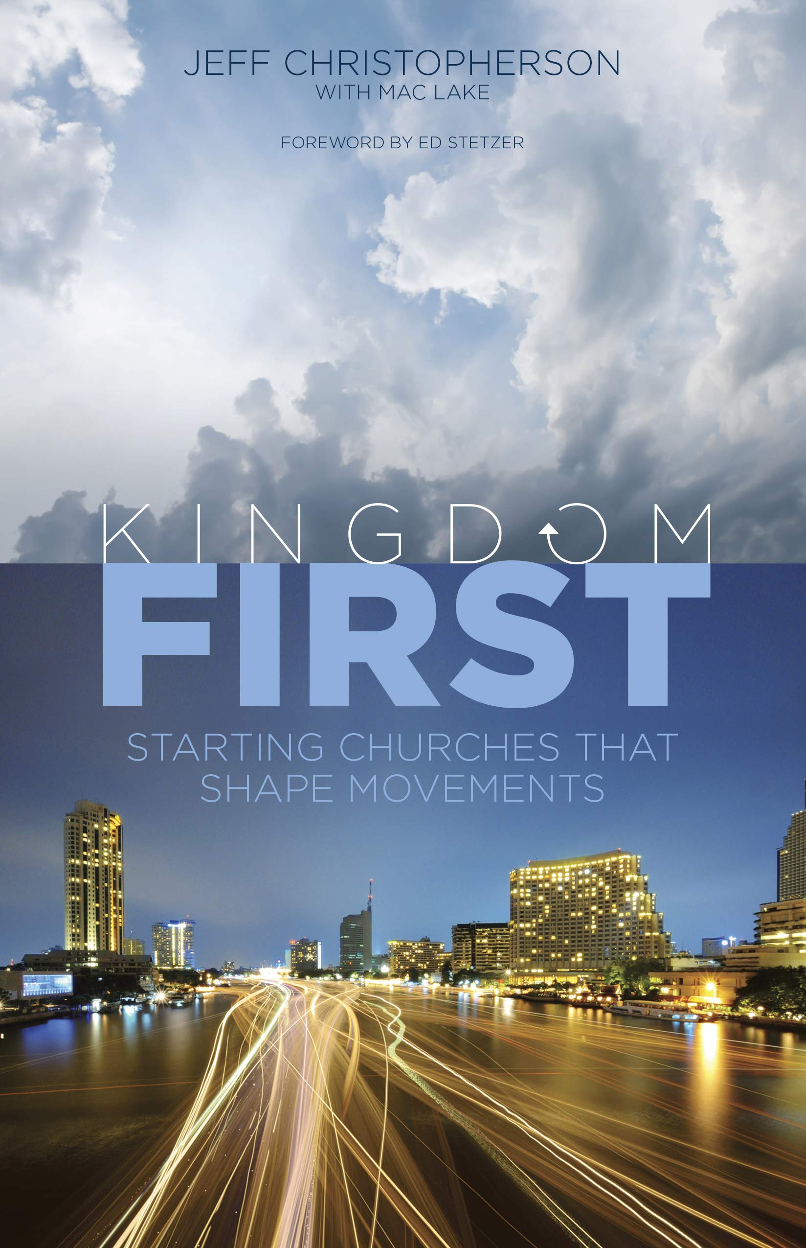 Download Kingdom First: Starting Churches that Shape Movements pdf