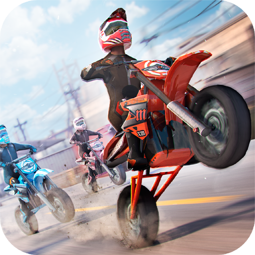 Real Motor Bike Racing - Motorcycle Race Games For Free ()