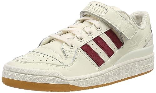 adidas Forum Lo, Zapatillas de Gimnasia para Hombre: Amazon.es: Zapatos y complementos