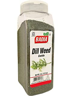 4 oz Dill Weed Chopped/Eneldo Kosher
