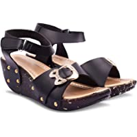 Denill Latest Collection, Comfortable Women's Sandals   Sandals for Women   Wedges Sandals for Women   Sandals for Women Casual Stylish  Women Sandals  Sandals for Girls  Sandals for Girls Party Wear