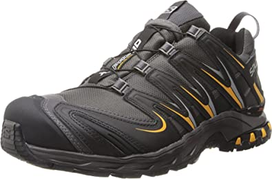 Salomon XA Pro 3D Ultra CS WP Mens Black Black Pewter i Fp L7Mk S