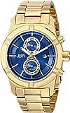 JBW Strider Montre bracelet Homme, couleur: doré