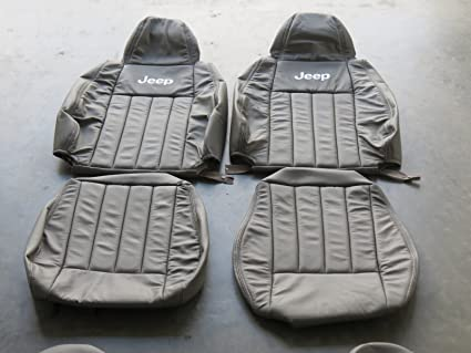 Jeep Liberty Sport U00272010 2012, Factory Leather Interior Replacement Seat  Cover Upholstery Kit