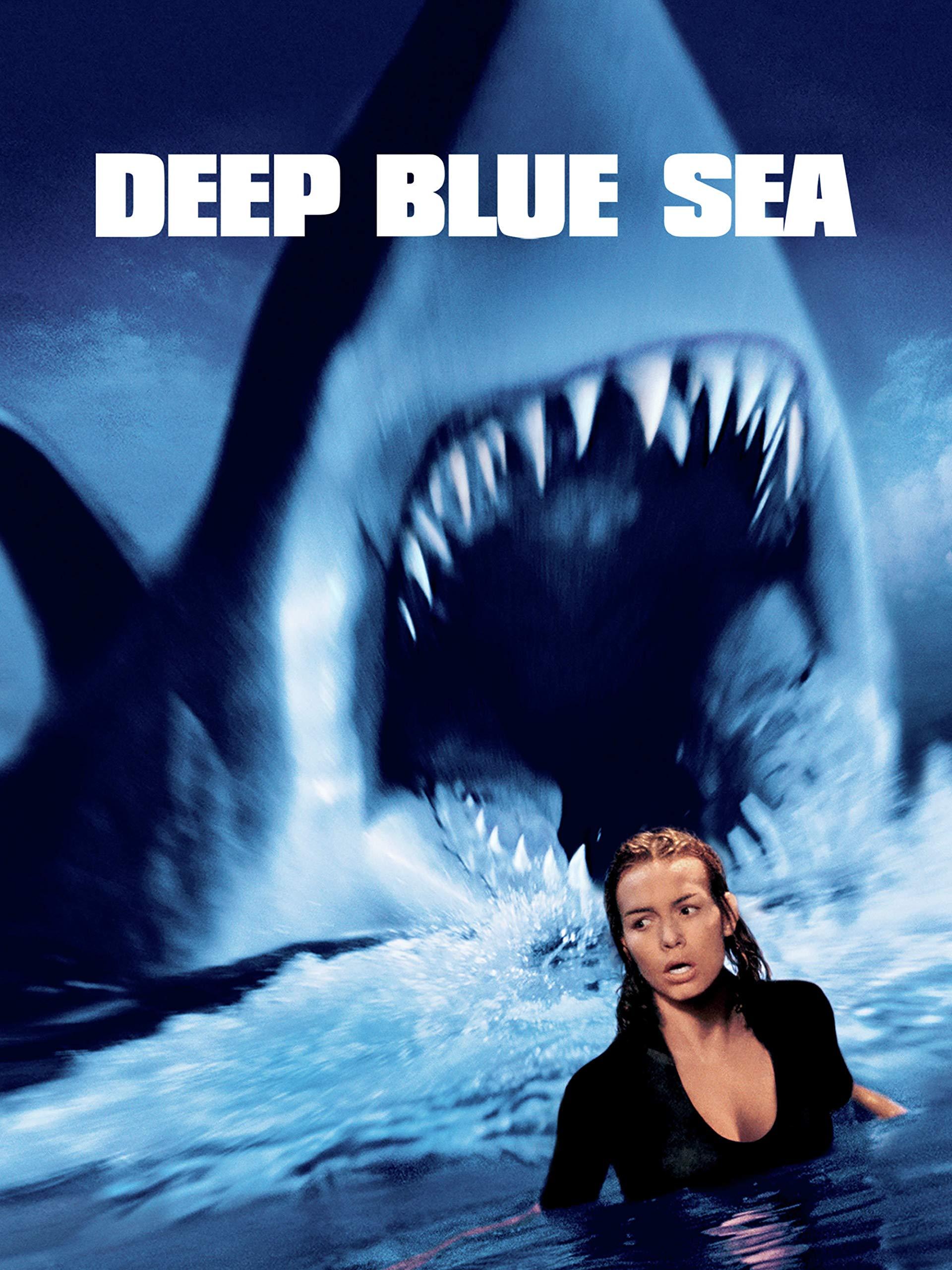 Deep Blue Sea on Amazon Prime Video UK