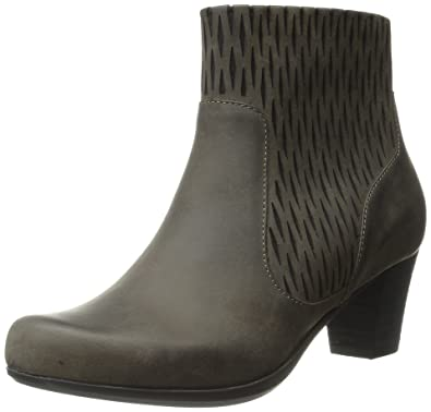 Aetrex Womens Shauna Ankle Boot       Dark Moss