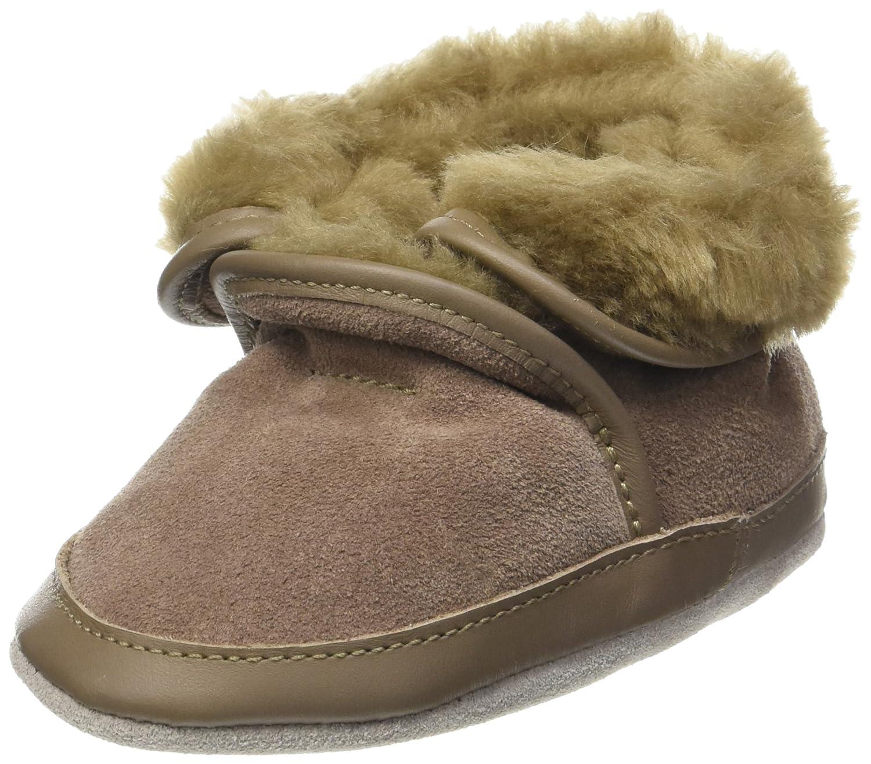 Robeez Cosy Boot - Patucos Bebé -Niñ as Beige 21-2221-22 (Talla del fabricante: 12-18m) 510050-10-11