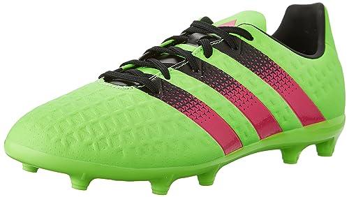 970b7cf7e55c3 adidas Performance Ace 16.3 FG AG J Soccer Shoe (Little Kid Big Kid