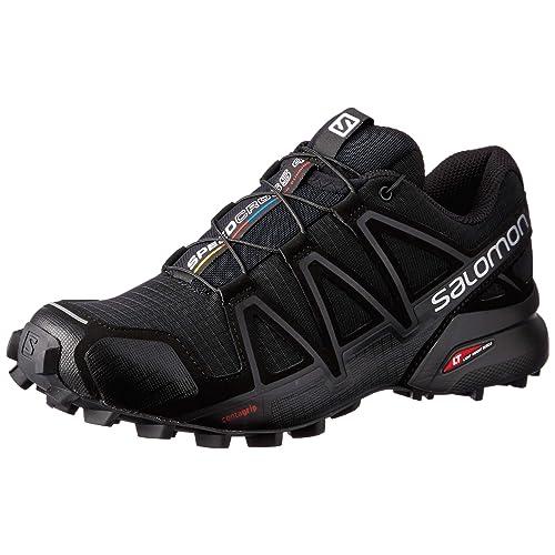 Salomon Women's Speedcross 4, Trail Running Footwear