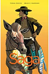 Saga Vol. 8 Kindle Edition