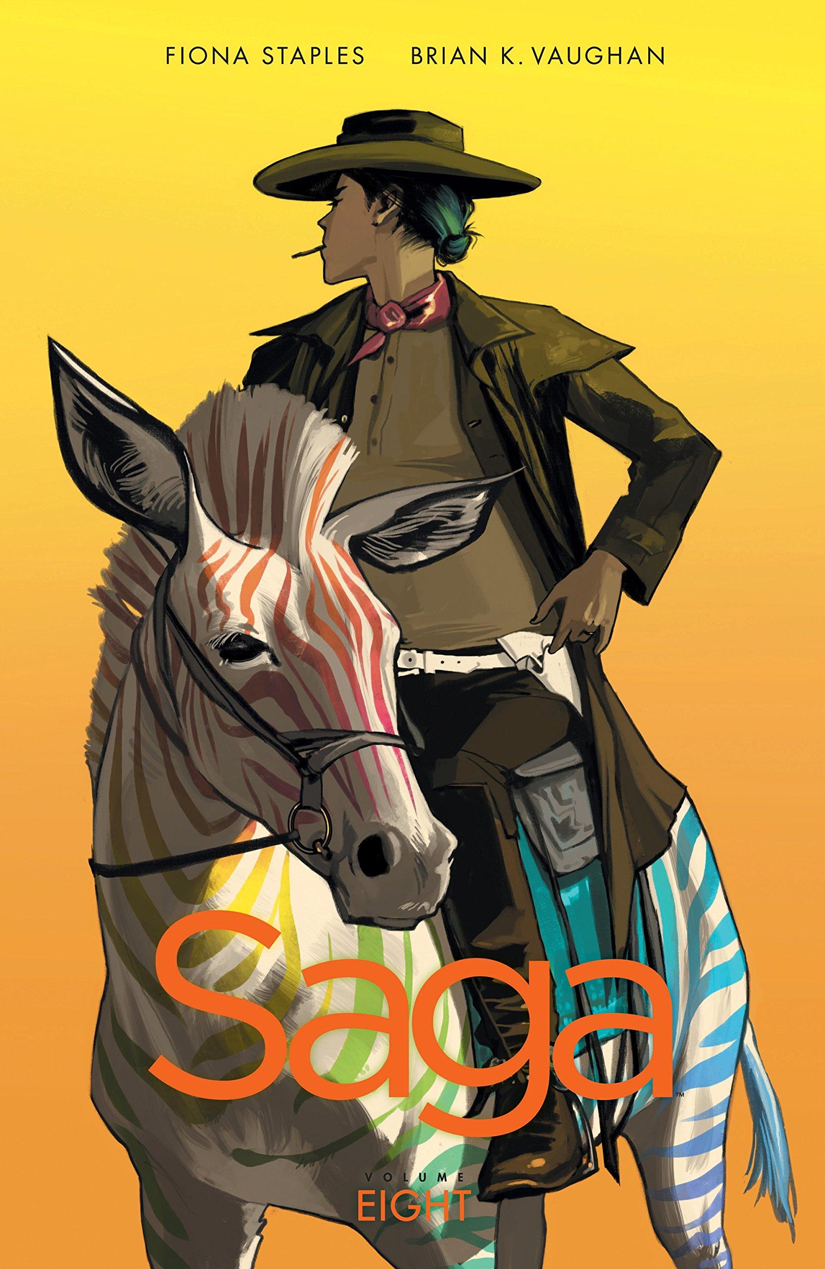 Saga Vol. 8  English Edition
