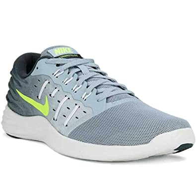 100% authentic c8466 c4d07 NIKE Lunarstelos Mens Running Shoes 844591-403 Blue Size  6 UK