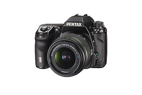 Pentax K5 II + 18-55 WR - Kit de cámara réflex Digital con ...